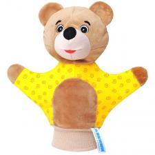 Игрушка-рукавичка Мишка