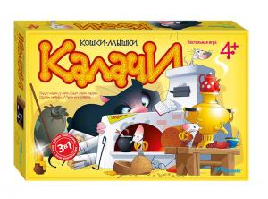 Настольная игра Калачи Step Puzzle