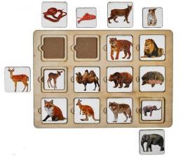 Секретики Зоопарк