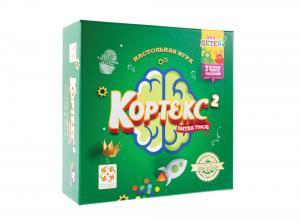 Настольная игра Кортекс 2 для детей зеленый