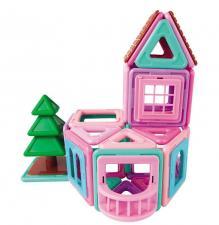 Магнитный конструктор Магформерс Magformers Mini House set