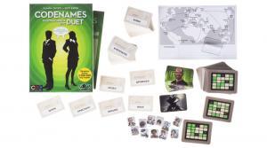 Настольная игра Кодовые имена Дуэт