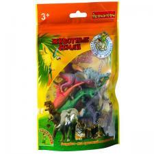 Набор животных динозавров 12 шт. , BONDIBON Ребятам о Зверятах