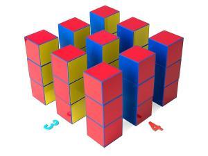 Уникуб Корвет кубики пластик