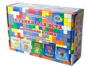 Кубики для всех Корвет пластик