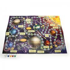 Настольная игра-ходилка Космос
