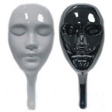 Маска для мафии из пластика (ассортимент)
