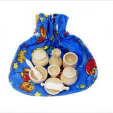 Волшебный мешочек  Набор для кухни неокрашенный
