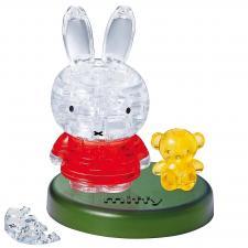 Crystal Puzzle 3D головоломка Миффи и медвежонок