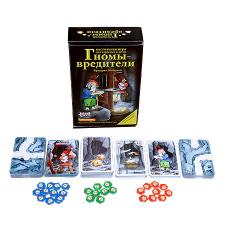 Настольная игра Гномы-вредители c дополнением
