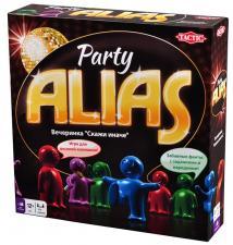 Настольная игра Алиас пати Скажи иначе для вечеринок Alias Party