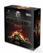 Настольная игра Мир танков ( World of Tanks)