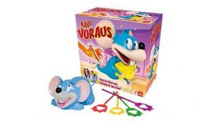 Активная игра Мышка-Воришка