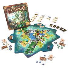 Настольная игра Тобаго