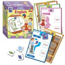 Игра Английский язык на магнитах Семья