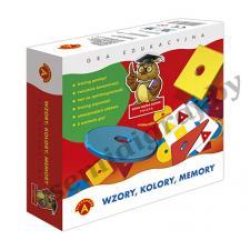 Настольная игра Формы, цвета, память Александер (Alexander)