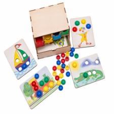 Игрушка детская Волшебный комодик Книжные странички