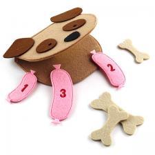 Игровой набор Ням-ням-ка. Щенок (кукла-перчатка)