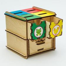 Животные  комодик-куб
