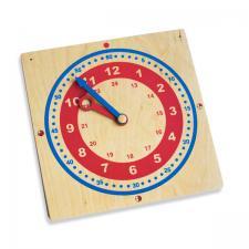 Часы дидактическое пособие Игроленд