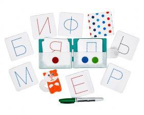 Учимся писать. Печатные буквы.