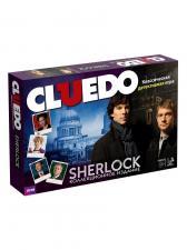 Настольная игра Клуедо Шерлок Холмс CLUEDO SHERLOCK RUSSIA