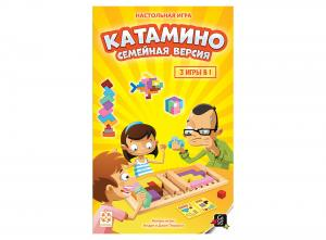 Настольная игра Катамино Семейная