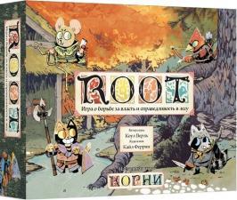 Настольная игра Корни / Root
