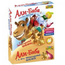 Настольная игра Али баба и непослушный верблюд