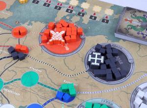 Настольная игра Пандемия: Падение Рима (Pandemic)