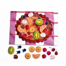 Набор из фетра  Вкусный пирог