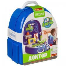 Доктор набор игровой в чемоданчике Bondibon