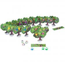 Настольная игра Фруктовый рай Обучающие игры Bondibon