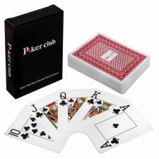 """Карты игральные """"Poker club"""" 54 (пластик)"""