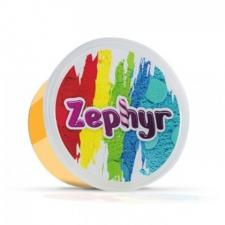ZEPHYR Зефир кинетический пластилин оранжевый 150 гр