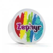 ZEPHYR Зефир кинетический пластилин белый 150 гр