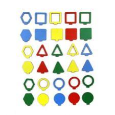 Панорама Геометрия настольная игра