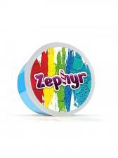 ZEPHYR Зефир кинетический пластилин голубой 150 гр
