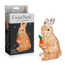Crystal Puzzle Кролик 3Д пазл
