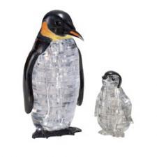 Crystal Puzzle Пингвины 3Д пазл