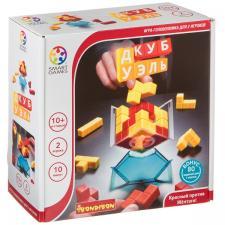 Куб Дуэль Логическая игра Bondibon
