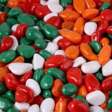 Камушки разноцветные