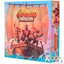 Настольная игра Легенды пиратов