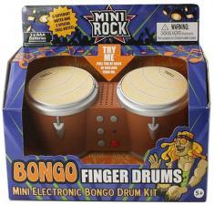 Барабаны Бонго для пальцев