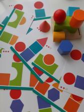Набор Простая геометрия