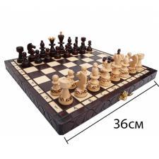 Шахматы ручная работа 36*36см. арт.134 (под заказ 1-2 дня)