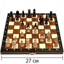 Шахматы магнитные ручная работа 27х27см. арт.140S (под заказ 1-2 дня)