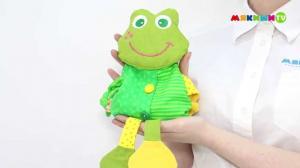 Доктор Мякиш Лягушка Термо с вишневыми косточками