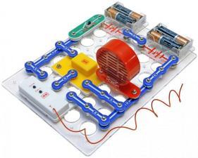 Электронный конструктор Знаток 34 С