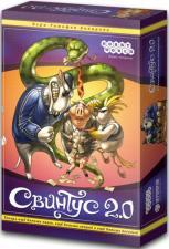 Настольная игра Свинтус 2.0